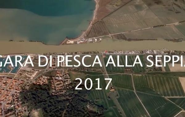 Gara di Pesca alla seppia 2017
